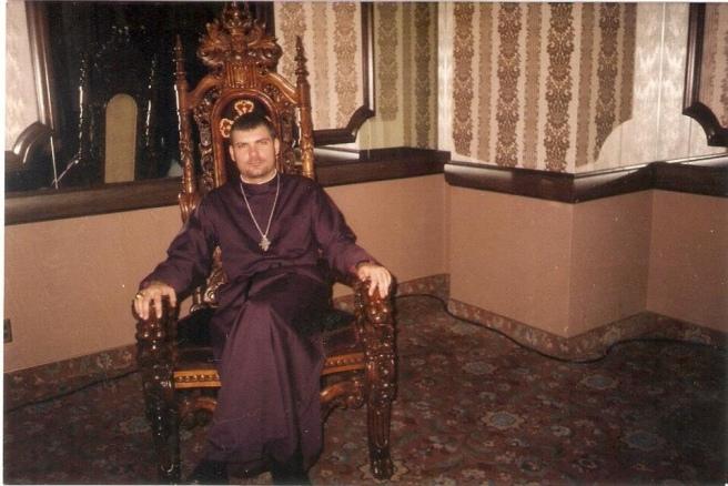 Archbishop Mar Enoch Ashe +++Memory Eternal