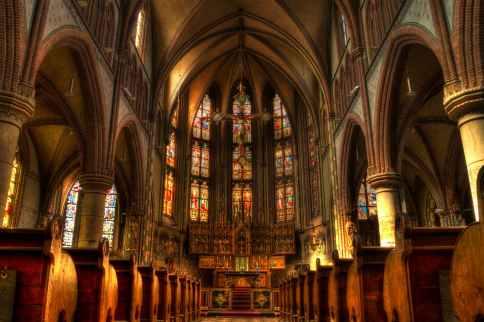 church cathedral catholic christianity